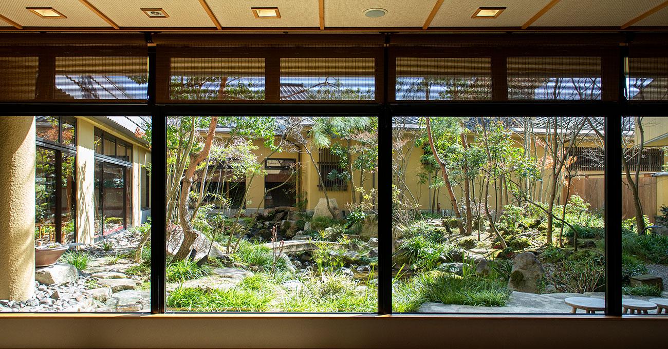 湯湯郷温泉旅館 季譜の里 館内施設