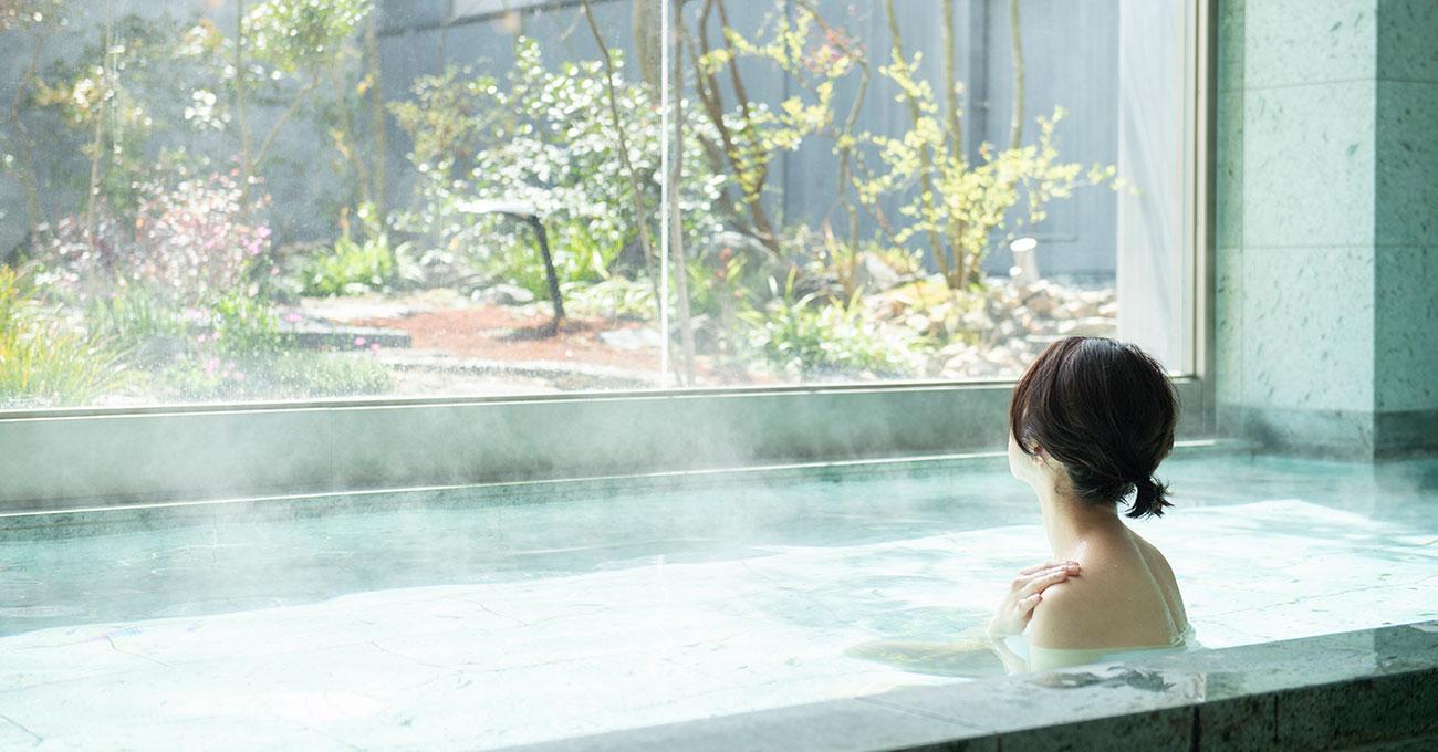 湯湯郷温泉旅館 季譜の里 温泉